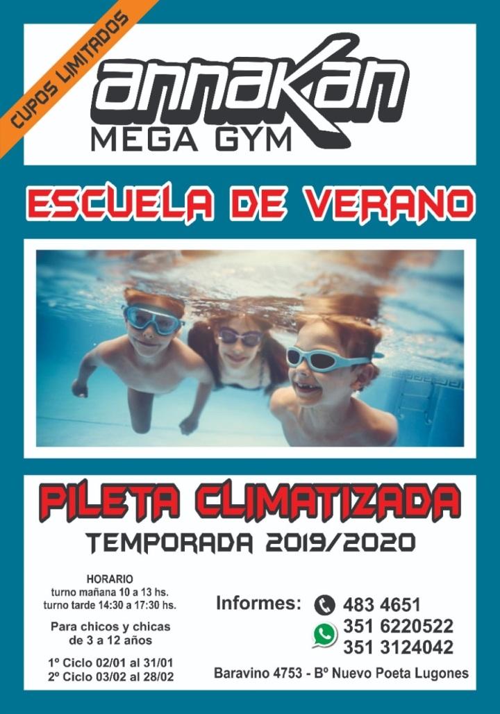 Annakan Escuela de Verano