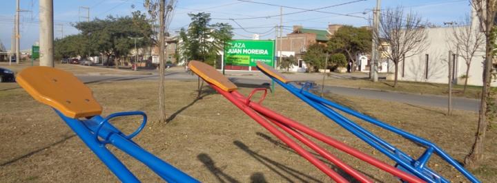 Plaza Moreira