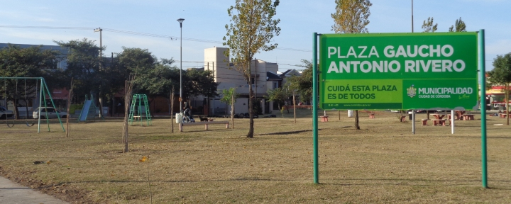 Plaza Gaucho Rivero